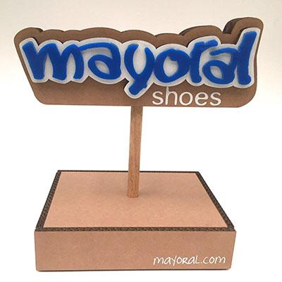 display mayoral