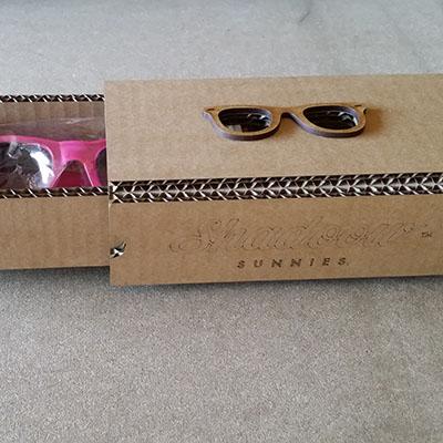 packaging gafas